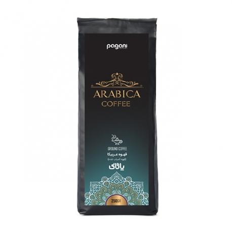 پودر قهوه عربیکا پاگانی تکسو 250 گرمی | جی شاپ