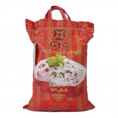 برنج هندی دانه بلند جی تی سی 10 کیلوگرم