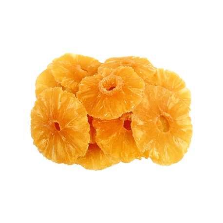 میوه خشک تازه آناناس بسته 200 گرمی | جی شاپ