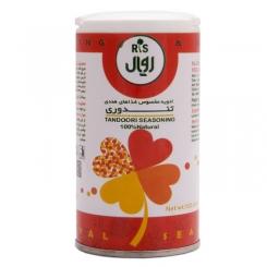 ادویه غذاهای هندی تندوری آر اس رویال 100 گرمی ارگانیک