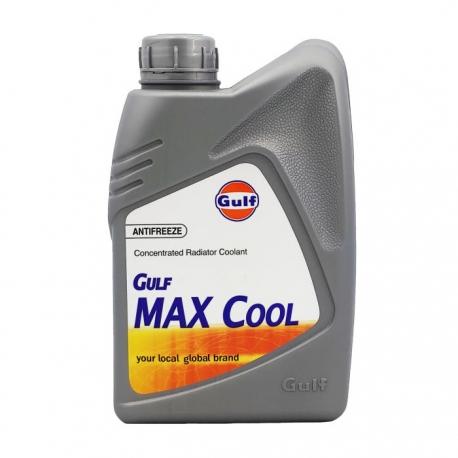 ضد یخ خودرو گالف مکس کول Gulf Max Cool یک لیتری | جی شاپ