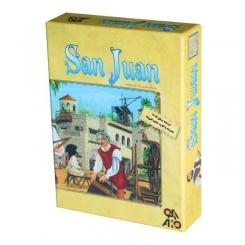 بازی فکری بزرکسال و برد گیم سن خوان San Juan