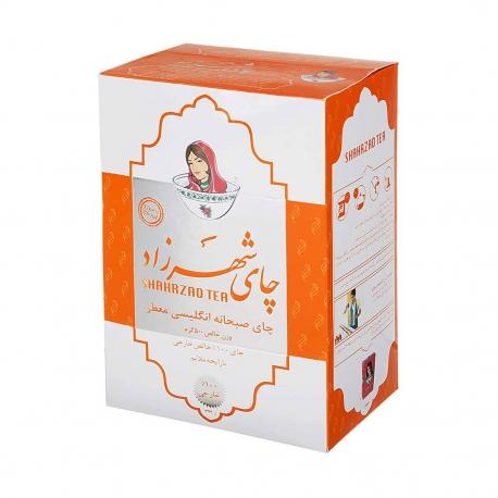 چای شهرزاد صبحانه انگلیسی معطر 500 گرم | جی شاپ