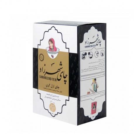 چای شهرزاد ارل گری 500 گرم | جی شاپ