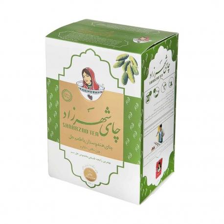 چای شهرزاد هندوستان با طعم هل 500 گرم | جی شاپ