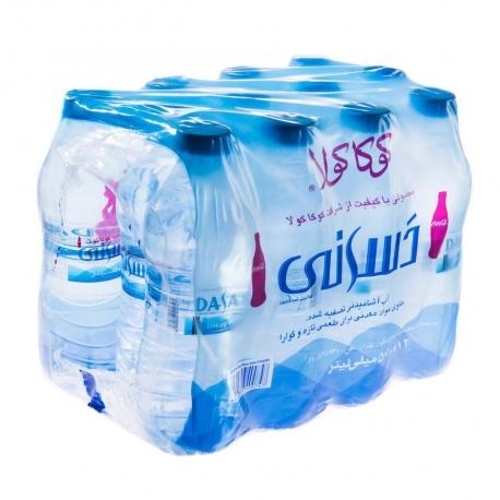 آب آشامیدنی دسانی شل 12 عددی 500 سی سی | جی شاپ