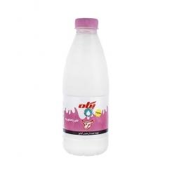 شیر نیم چرب غنی شده با ویتامین D3 پگاه 1 لیتری