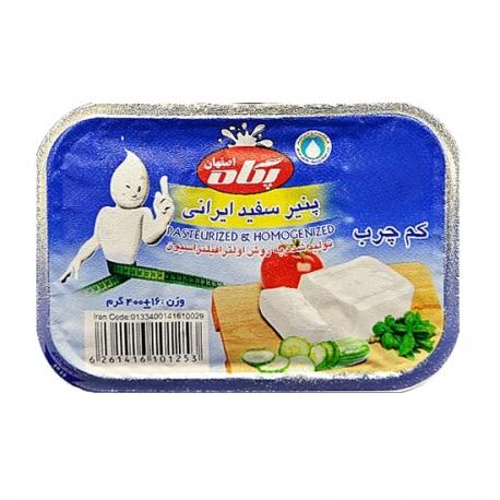 پنیر سفید ایرانی پگاه 400 گرمی کم چرب | جی شاپ