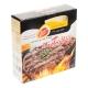 ذغال برگر 90 درصد گوشت قرمز شام شام 4 عددی | جی شاپ
