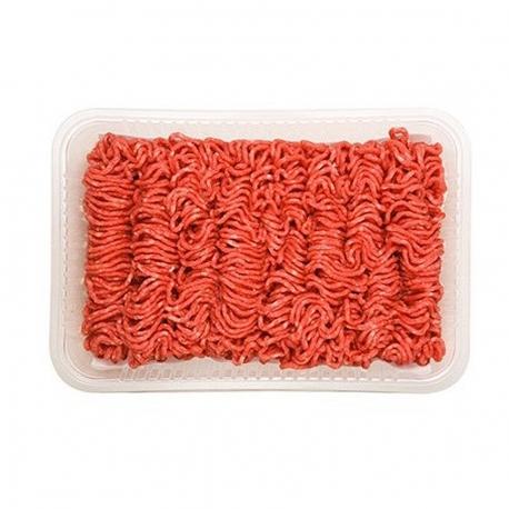 گوشت گرم چرخ شده مخلوط گوسفند و شترمرغ | جی شاپ